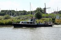 Veerdienst Anna - Haven Willemstad